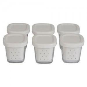Seb-XF100000-6-pots-verre-avec-gouttoir-Yaourtires-Delices-et-Multi-Delices-0