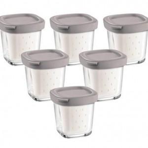 SEB-6-POTS-YAOURT-AVEC-EGOUTTOIR-pour-yaourtieres-SEB-0