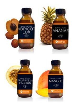 Arome-naturel-lot-de-4-flacons50-ml-Abricot-Ananas-Mangue-Passion-0