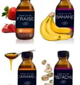Nroliane-LOT-4-AROMES-NATURELS-Fraise-Banane-Caramel-Pistache-0