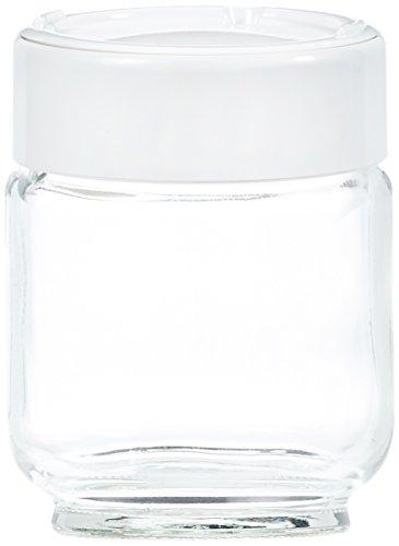 Moulinex-A14A03-Yaourtires-7-Pots-Verre-Couvercle-Blanc-Yogurta-0