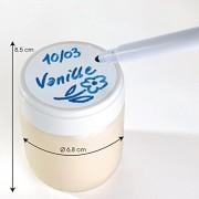Lagrange-430101-7-pots-pour-yaourtires-Couvercles-avec-zone-de-marquage-0-0
