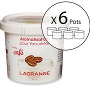 Lagrange-Lot-de-6-Aromatisation-Caf-pour-Yaourts-0-0