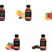 Aromes-alimentaires-Naturels-lot-de-5-flacons-50-ml-peche-fraise-fve-tonka-passion-Marcudja-yuzu-0
