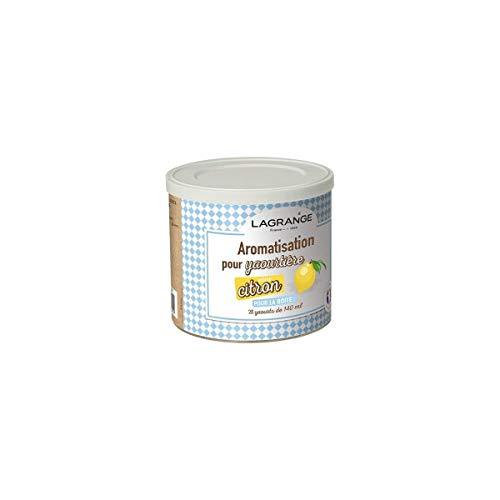 Lagrange-380360-Pot-de-425g-arome-citron-pour-yaourtire-0