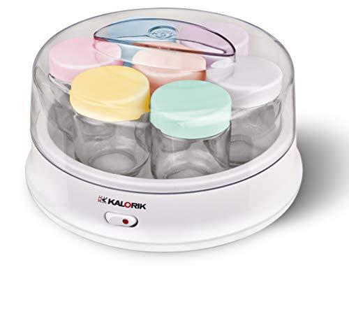 Team-Kalorik-Yaourtire-7-Pots-de-200-ml-Inclus-15-W-Blanc-TKG-YM-1001-0